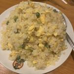 翠葉  - エビ炒飯