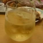 BACHI - 濃醇梅酒ソーダ割り