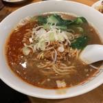 翠葉  - 担々麺