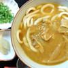 麦の香り - 料理写真:カレーうどん。