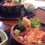 11116967 - 2012/01 日替わりサービスランチ (数量限定 売り切れ御免)海鮮ばらちらし寿司 1,334円
