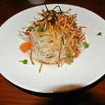 楽食酒家 えんや - 料理写真:パリパリサラダ
