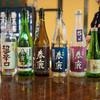 今西清兵衛商店 - ドリンク写真:きき酒セット