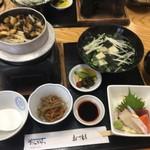食在周防あらかわ - さざえ釜めし¥1720 by masakun