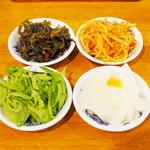 Oosakafukuchinramen - キムチバー