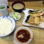 天鈴 - ・「定食(¥800)」