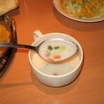 スニシヴァ - スープ (Bセットランチ)