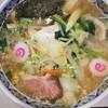 Shuurai - 料理写真:手打五目麵(通常)は塩