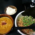 111173934 - カレーつけ麺