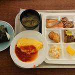 登別万世閣 - 料理写真:朝食