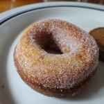 サン・マロー - 焼きドーナッツ