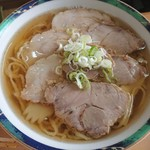 麺龍 - ハーフ&ハーフ(税込734円)