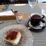 レガーレ - 大人のティラミスと紅茶