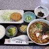Inakaya - 料理写真:そば定食