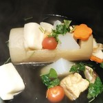 Emmisorayaasakusa - スペシャルおでん5種盛り