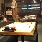 縁・みそら屋 浅草 - テーブル席