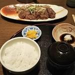 111190555 - サービスランチ(ステーキ肉) 1,069円 ♪