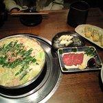 燦々七 - 金のモツ鍋