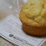 マフィンマフィン - バターリッチ ¥200