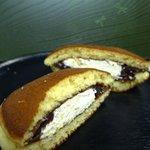 遠州菓子処たちばな - 遠州菓子処たちばな バターどら焼き