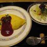 11120395 - オムライスランチ(¥945)