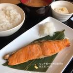なごみ 駆々 - 鮭定食 700円