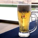 屋島カントリークラブ - 生ビール