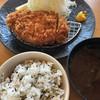 とんかつ玉藤 - 料理写真:熟成ロースかつ定食 180g 1440円