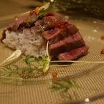 牡蠣とお肉とクラフトビール 菜の雫 - 和牛丼