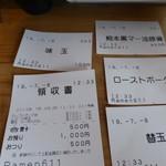 Ramen611 - 購入品