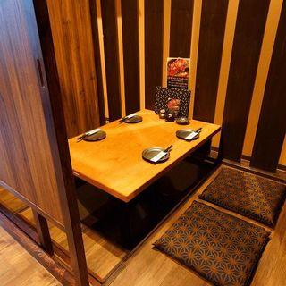 四国料理×個室の居酒屋