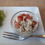 キッチン 大宮 - 鶏肉のマリネ