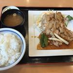 高坂サービスエリア 上り レストラン - 料理写真: