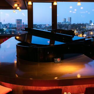 【居心地良い空間をご提供】ピアノの音色でごゆっくりと♪