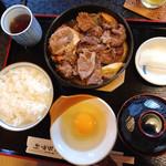 111220610 - Bランチ肉増量(2000円)