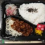 とんかつでん助 - 料理写真:牛カルビ焼き弁当¥515-