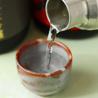 日本酒の珍しい飲み方が楽しめます