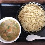 Menyachakuriki - つけ麺 800円