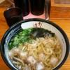だし道楽 - 料理写真:かすうどん600円