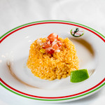 LA FIESTA at wallstreet mexican restaurant&bar - メキシカンチキンライス