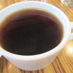ベイス - ホットティーです(コーヒーじゃないですヨ)