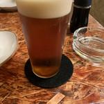 111230537 - 琥珀生ビール