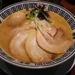 111233352 - 特製煮干しの醤油ラーメン(並)1,030円
