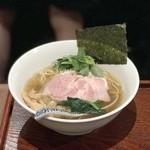 メンドコロ キナリ - 料理写真:山椒白醤油 800円
