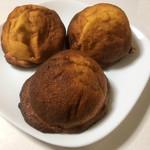 川越ベーカリー 楽楽 - お味噌のパン、持ち歩いてたら、シワシワに( ̄▽ ̄;)