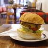 センターフォーハンバーガーズ - 料理写真:ベーコンチーズバーガー