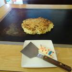 お好み焼き 遊々 - 料理写真: