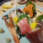 和食処 銀蔵 - 料理写真:刺身盛り
