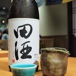 Soba&Co. - 田酒