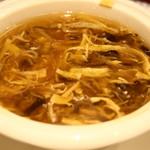111241983 - 五目フカヒレのスープ